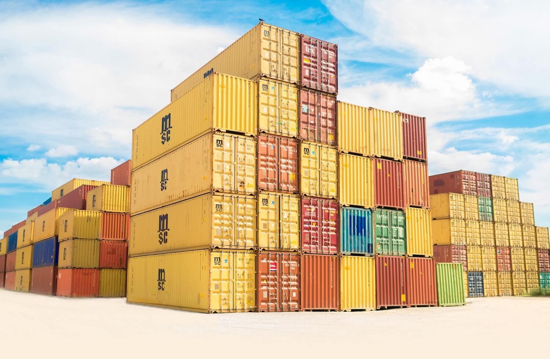 Ile kosztuje kontener morski